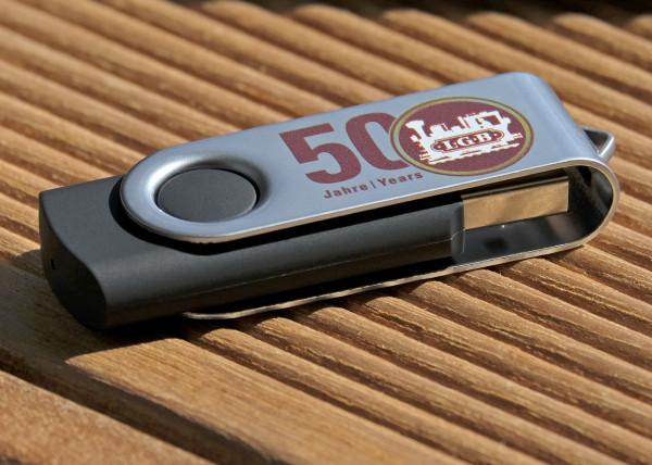 USB-Stick 50 Jahre LGB