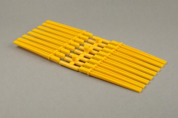 Rungen gelb 4060/17, 16 Stück