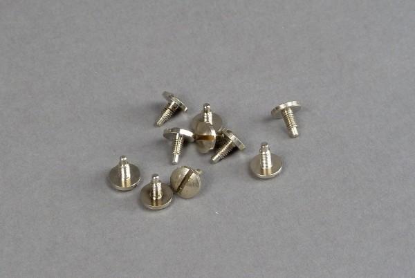 Linsenkopfschraube LGB 012250, 10 Stück