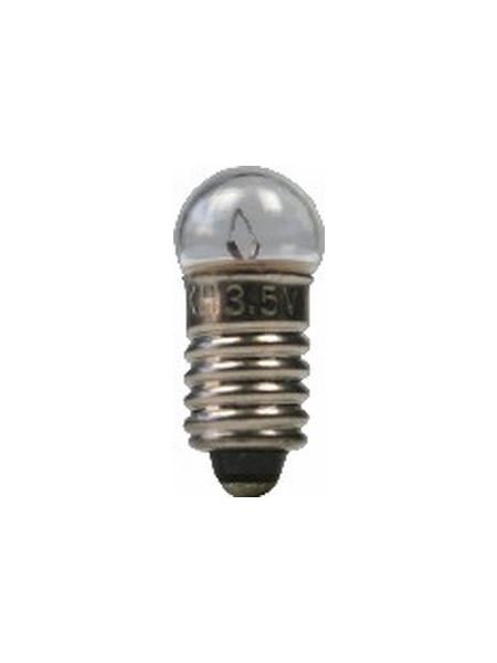Ersatzglühlampe konisch, 19 Volt/6mm Kopf, 3 Stück