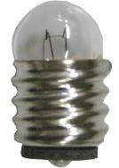 Ersatzglühlampe konisch, 19 Volt, kurz, 3 Stück