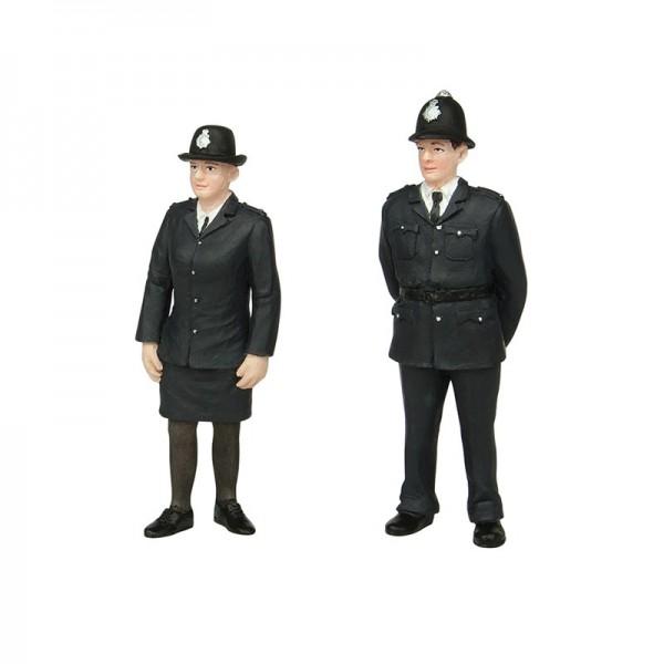 Polizistin und Polizist