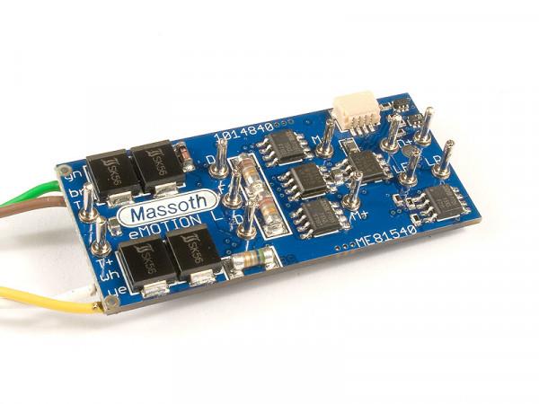 eMOTION L Lokdecoder, 1,9 Ampere