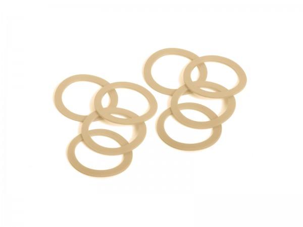 Haftreifen Ø 37,5 mm, 8 Stück