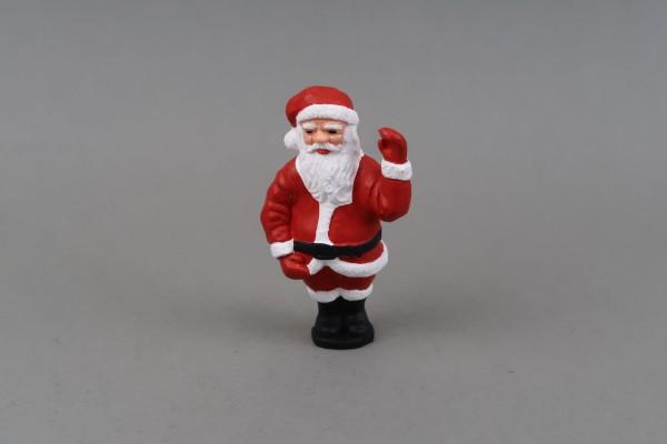 Weihnachtsmann-Lokführer Typ 2, stehend