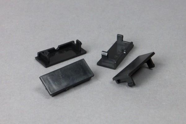 Seitendeckel/Verschlussteil 1201/15, 4 Stück