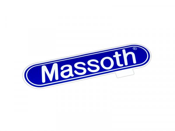 Massoth-Aufkleber, 300mm