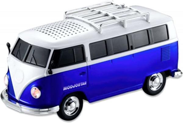 VW-Bus T1 mit Soundmodul, blau