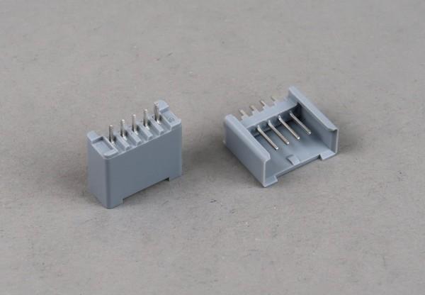 Steckdosen, 5-polig, 2 Stück