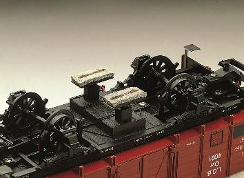 Schienenreinigungsgerät